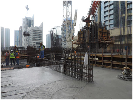 LIV RESIDENCE Dubai Marina project